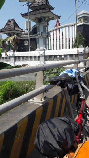 Gapura Perbatasan Jawa Barat - Jawa Tengah